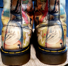 Load image into Gallery viewer, doc marten, heaven, bosch, kingspier, vintage, boots, docs