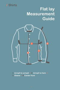 Kingspier Vintage - Measurement Guide