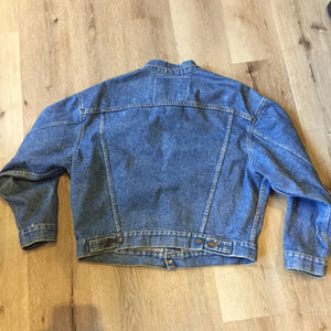 Vintage 80's Levi's Medium Wash Trucker Jacket
