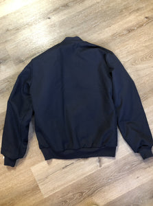 Vintage Red Kap Bomber Jacket in Navy