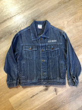 Load image into Gallery viewer, Guess Medium Wash Denim Jacket