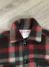 Load image into Gallery viewer, Vintage Regent Plaid Wool Lumberjack Shirt