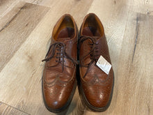 Load image into Gallery viewer, Wingtip Brogue Bondstreet by Dack's Derby Shoes 9.5M 42/43 (Canada)