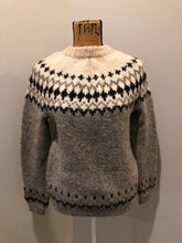 Load image into Gallery viewer, Handknit Wool Lopi Sweater