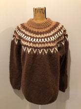 Load image into Gallery viewer, Handknit Lopi Sweater