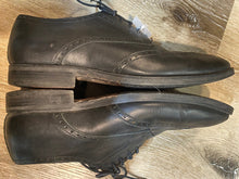 Load image into Gallery viewer, Wingtip Browns Derby Shoes 8M 41 (Italy)