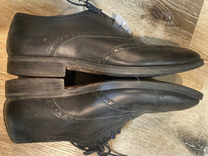 Wingtip Browns Derby Shoes 8M 41 (Italy)