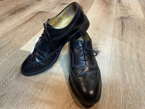 Wingtip Jarman Benchmark Oxford Shoes 7.5M 40/41 (Canada)