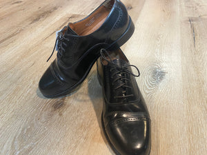 Cap Toe Bostonian Oxford Shoes 8M 41 (China)