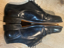 Load image into Gallery viewer, Cap Toe Bostonian Oxford Shoes 8M 41 (China)