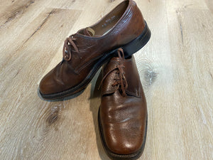 Square Toe Derby Shoes 9M 42 (England)