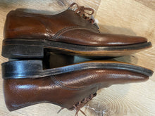 Load image into Gallery viewer, Square Toe Derby Shoes 9M 42 (England)