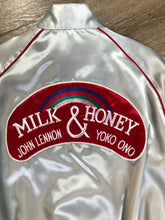 Load image into Gallery viewer, Milk and Honey - John Lennon and Yoko Ono Tour Jacket