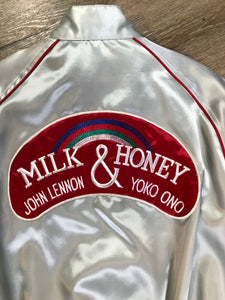 Milk and Honey - John Lennon and Yoko Ono Tour Jacket