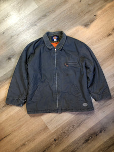 Dickies Grey Insulated Chore Jacket