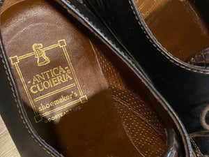 Antica Cuoieria Derby Shoes 9.5M 42/43 (Italy)