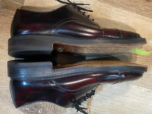 Aldo Traditions Derby Shoes 9M 42 (Italy)