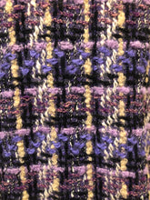 Load image into Gallery viewer, Purple Handmade Wool Cape