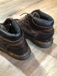 Doc Martens Brown Hiker Boots