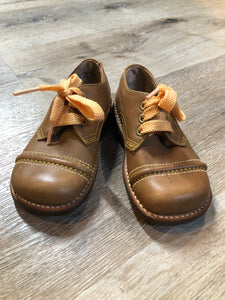 Child Life Brown Leather Shoes