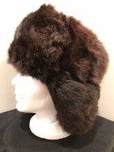 Load image into Gallery viewer, Vintage Russian Ushanka Fur Hat