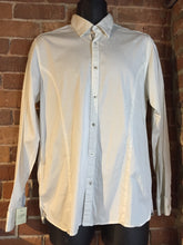 Load image into Gallery viewer, Kingspier Vintage - Ted Baker London white button up shirt. Mens size small.