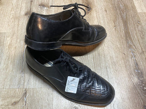 Florsheim Imperial Derby Shoes 9.5M 42/43 (Brazil)