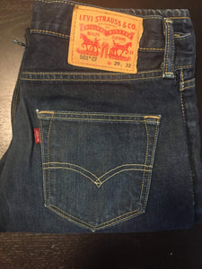 "Kingspier Vintage - Levi's 501 - 29""x30"" red tab NWT"