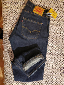 "(SOLD) Levi's 501 - 30""x30"" red tab"