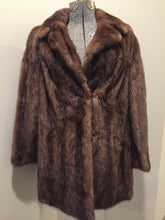 Load image into Gallery viewer, Vintage Mid-Century Mink Coat