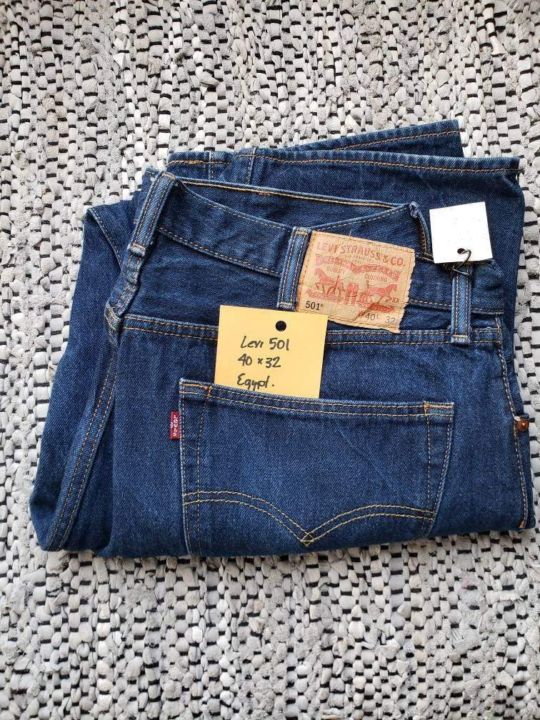 (SOLD) Levi's 501 - 40