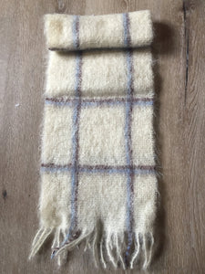 St. Michaels plaid scarf
