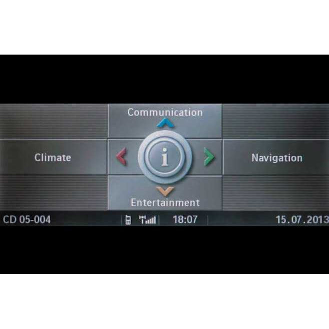BMW Integrated Apple Car Play & Android Auto