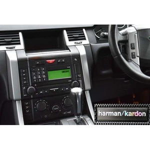 Range Rover Sport 2005 > 2013  Pioneer Stereo Upgrade