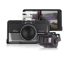Load image into Gallery viewer, GNet GT700 - CCTV - Four Camera System - Front Rear & Sides