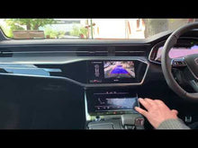 Load and play video in Gallery viewer, Audi Genuine Reversing Camera
