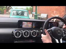 Load and play video in Gallery viewer, Mercedes Front Parking Camera
