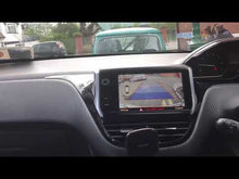Load and play video in Gallery viewer, Peugeot Reversing Camera