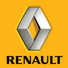 Load image into Gallery viewer, Renault Front Parking Camera