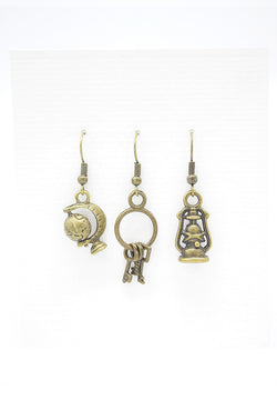 Wanderlust Trio Earrings