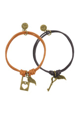 Perfect Pair Couple/ Friendship Cotton Bracelet (Set of Two)