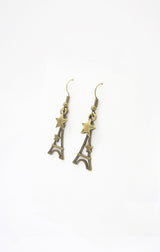 Starry Paris Earrings