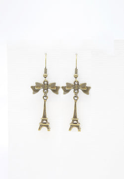 The Girl in Paris Earrings