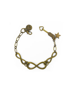 Some Infinities are Bigger than other Infinities #TFIOS Charm Bracelet