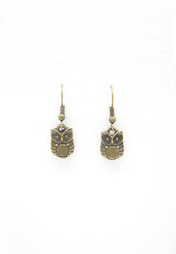 Chubby Owls Earrings