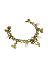 Pamper Yourself Charm Bracelet
