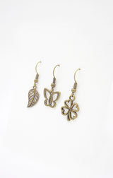 Nature Trio Earrings