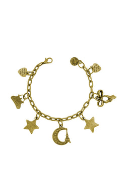 Night in Paris Charm Bracelet