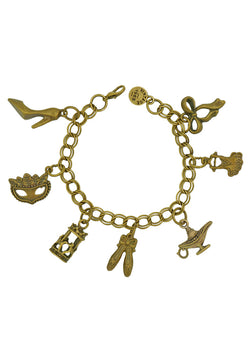 Graceful Day Charm Bracelet