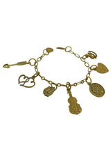 The Gift of Big Sister Horoscope Charm Bracelet